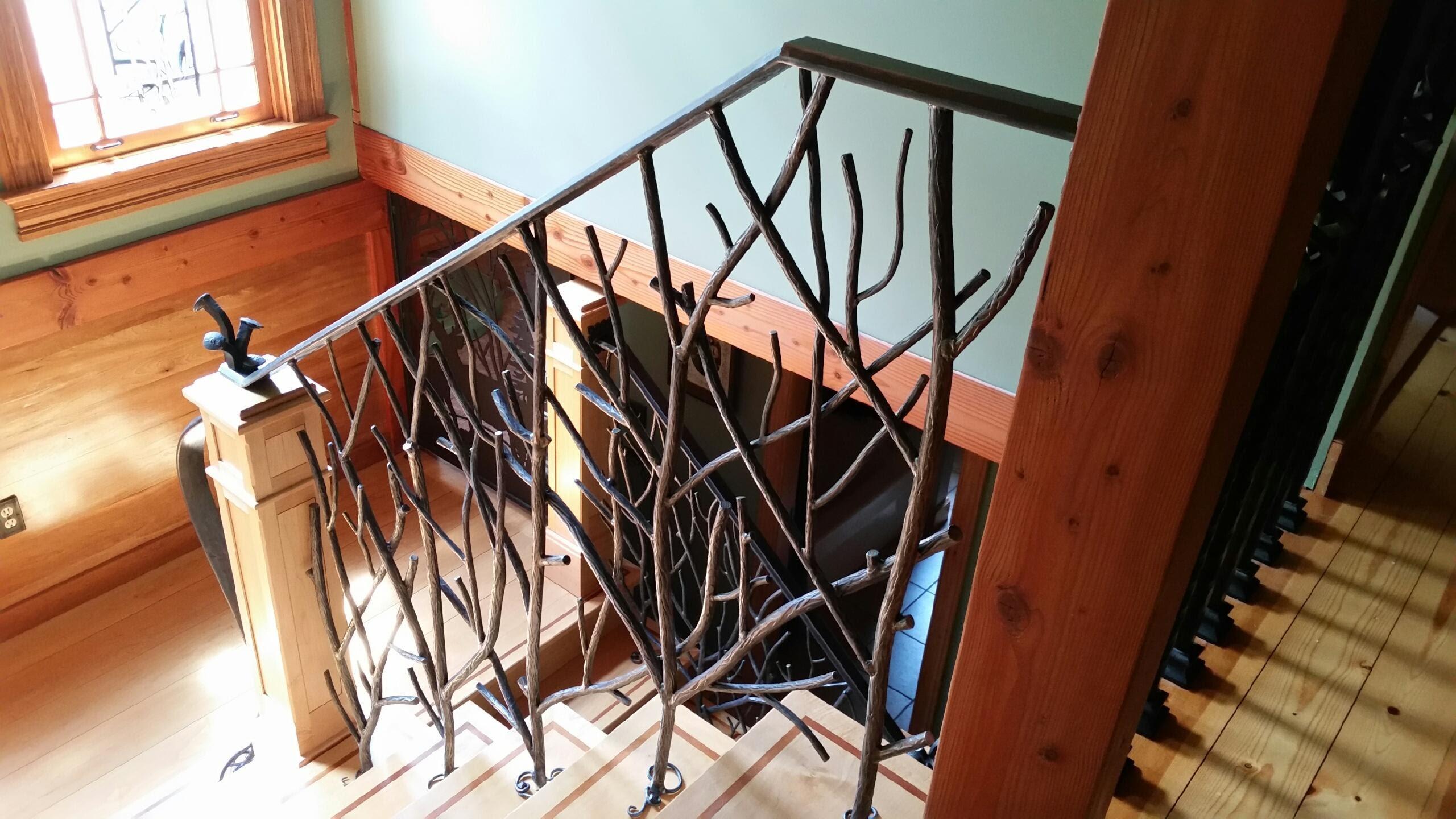 Tree Handrailings