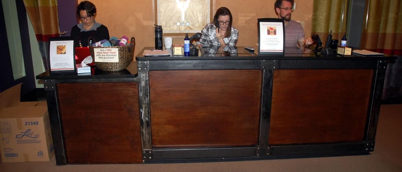 West Hartford Yoga Front Desk